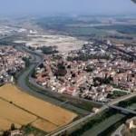 Hotel Bondeno - Vista aerea di Bondeno
